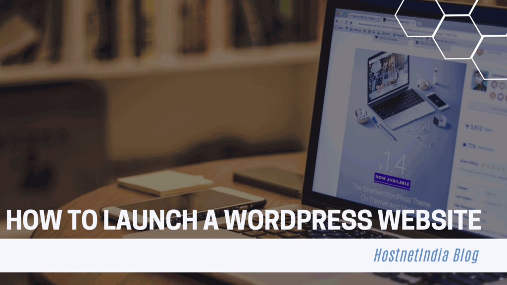 How to Launch a WordPress Website