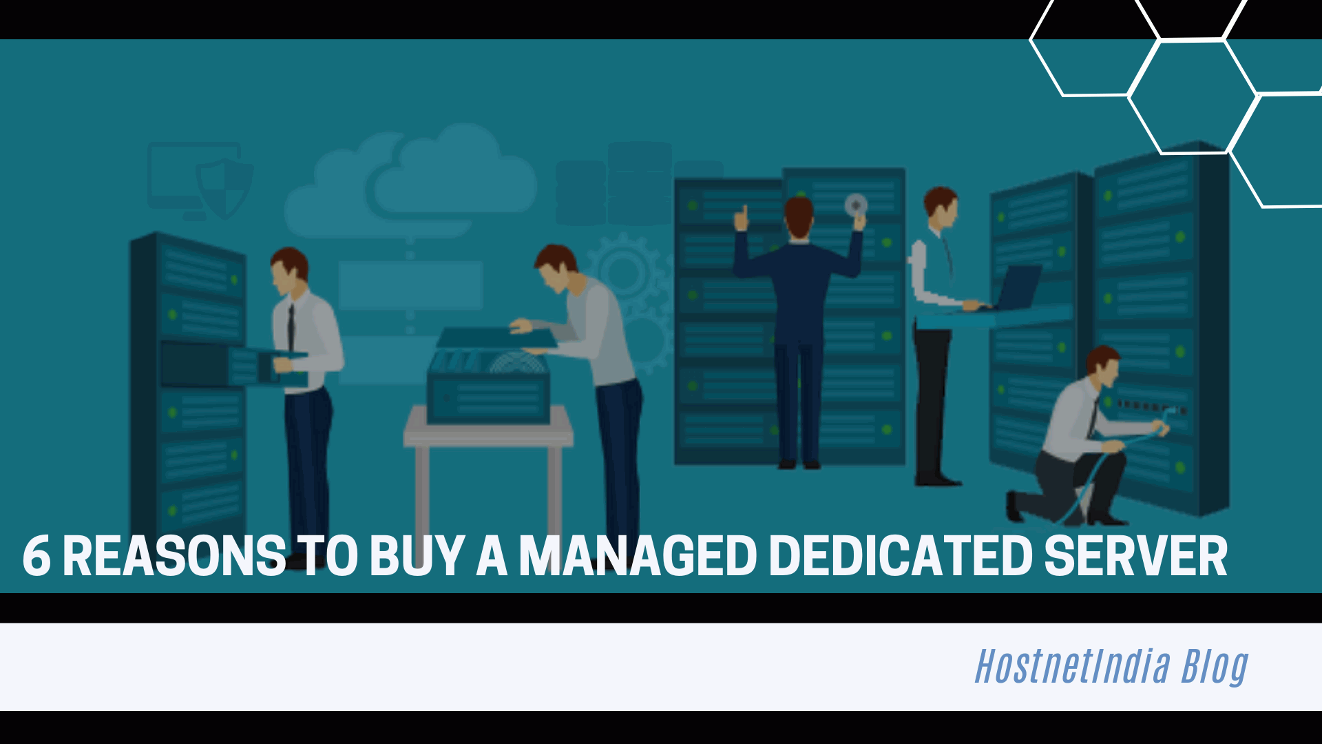 Reasons to buy a Managed Dedicated Server