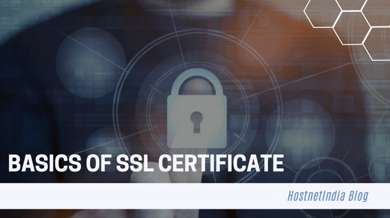 Basics of SSL Certificate
