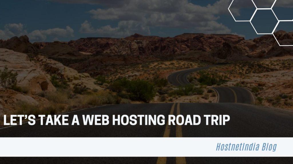 Web Hosting Road Trip