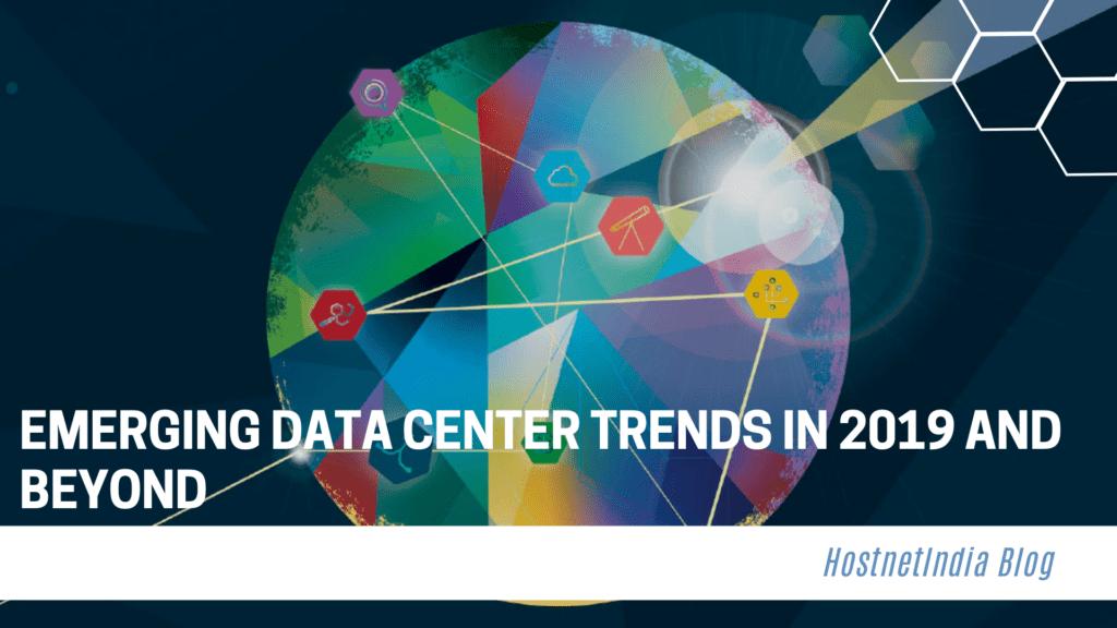 data center trends in India