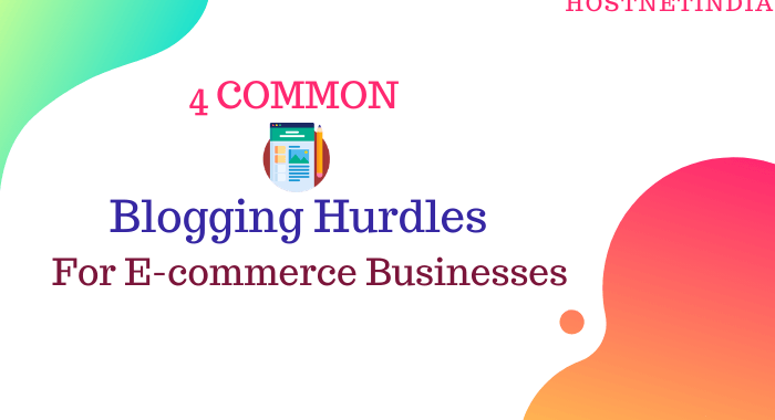 blogging hurdles