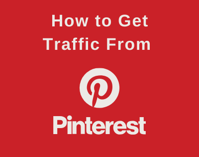 generate massive traffic from pinterest