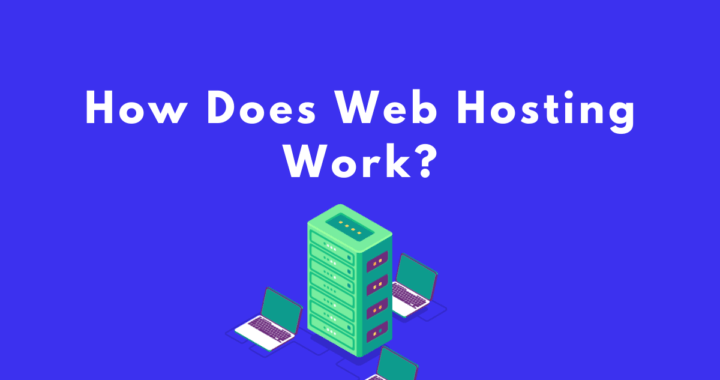 Web Hosting working Process
