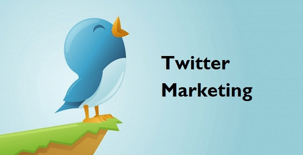 Twitter marketing.
