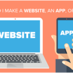 Which one is better, apps or website?
